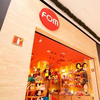 FOM Shopping Iguatemi Campinas Manufacta Marcenaria e Design