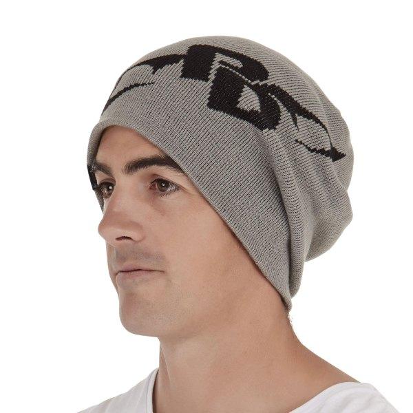 Custom Headwear Slouch Beanie by Manufactory Apparel