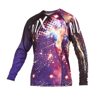 Custom skydiving Jersey in Purple