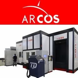 Arcos - Robotized system for grinding and cutting with discs