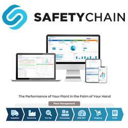 SafetyChain - PLANT MANAGEMENT PLATFORM