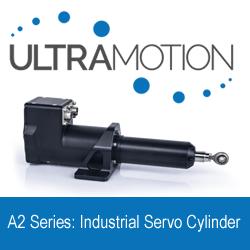 Ultra Motion - AM Series: Ruggedized Servo Cylinder