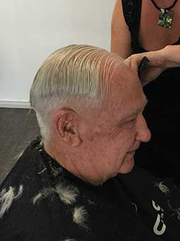 Seniors Haircut - Barber