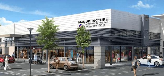 Ecole de Manupuncture à Aix Palette