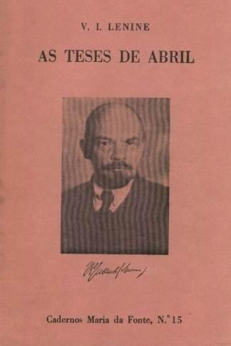 As Teses de Abril de V. I. Lenine