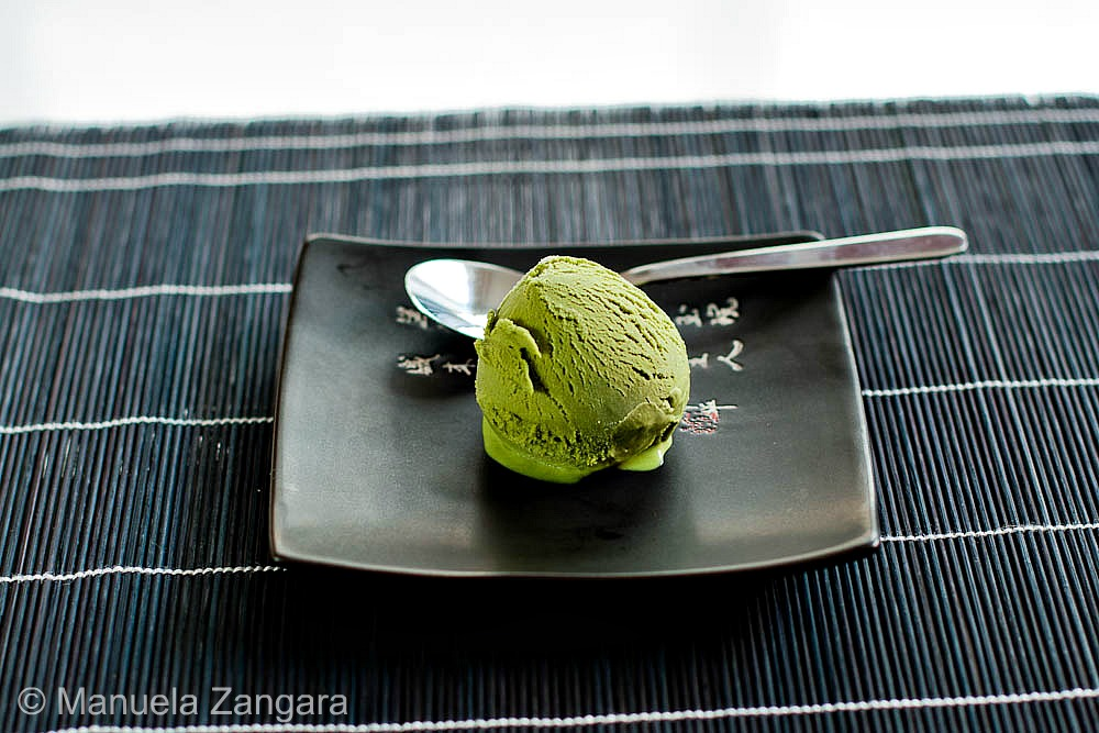 Green Tea Ice Cream - Matcha Ice Cream