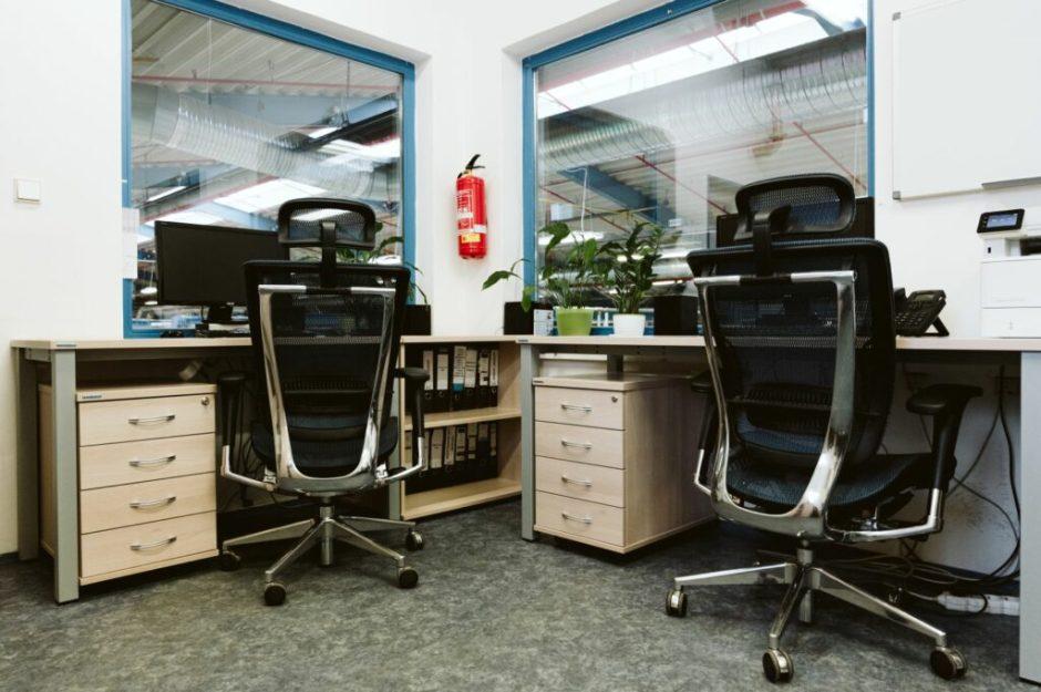 Do kancelárie potrebovali dostať viac ľudí a vytvoriť aj miesto pre návštevy