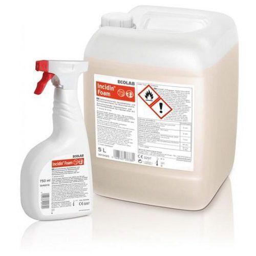 Koncentrovaný dezinfekčný prípravok zrieďte do rozprašovača a ošetrite ním povrchy.