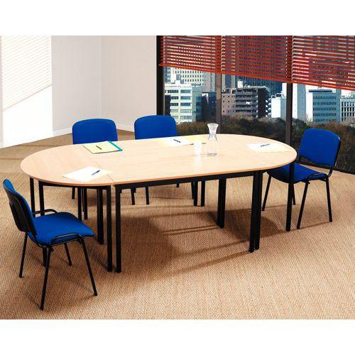 ensemble de table de reunion 2 tables et 6 chaises manutan fr