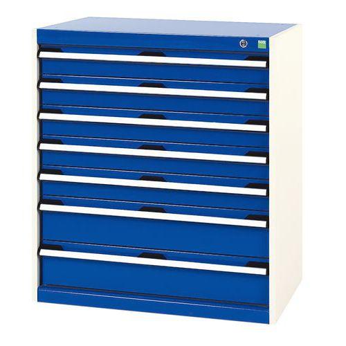 armoire d atelier a tiroirs bott sl 85 hauteur