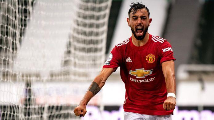 Bruno Fernandes, Manchester United.