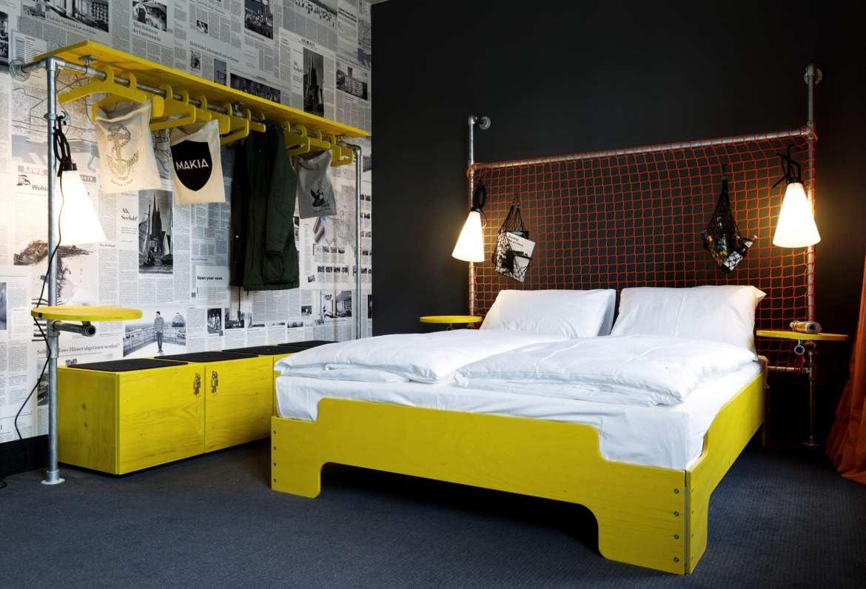 Superbude St. Pauli, hamburg double room