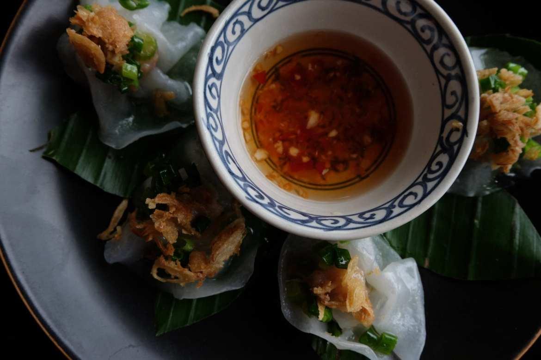 banh bao vac in Hoi An