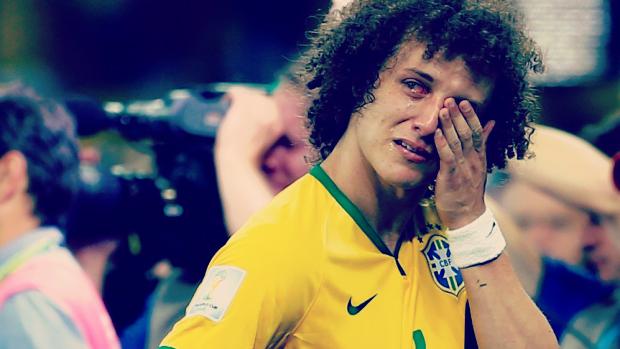 David Luiz 2014