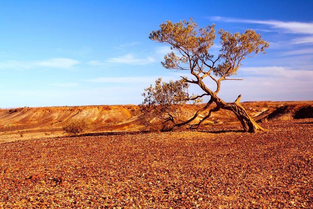 Queensland Badlands