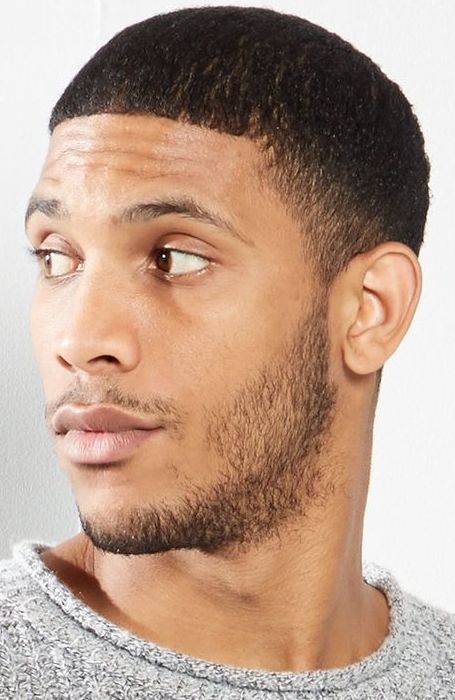 men's afro hairstyles