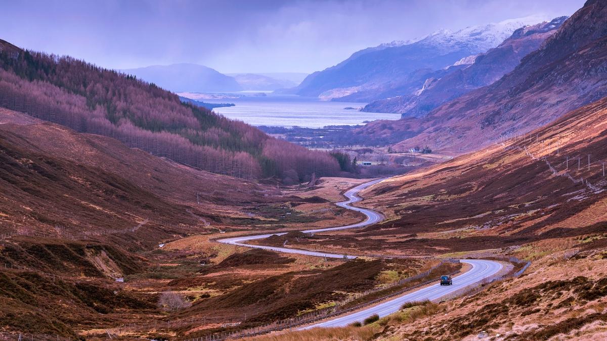 North Coast 500, Scotland