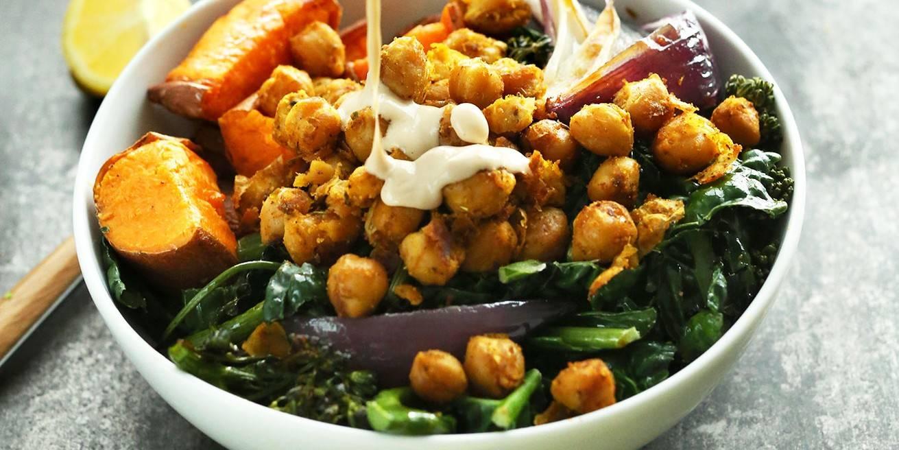 Healthy Food Fixes - Buddah Bowls