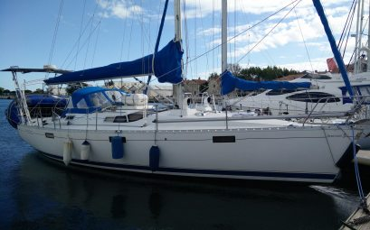 Manwë Odyssey bateau Oceanis Beneteau