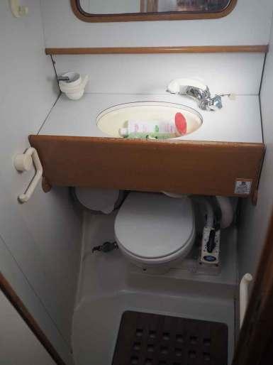 Salle de bain avant de Manwë