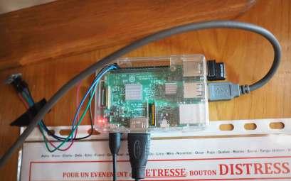 Le Raspberry Pi 3 comme ordinateur de Bord