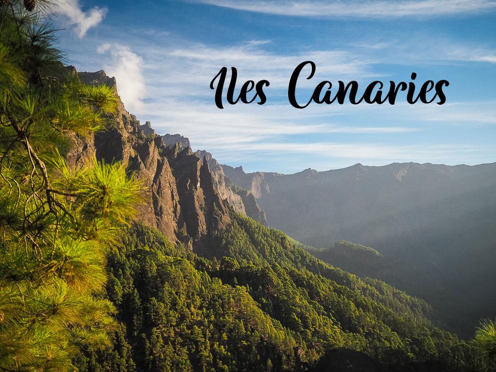 Destination îles Canaries en voilier.