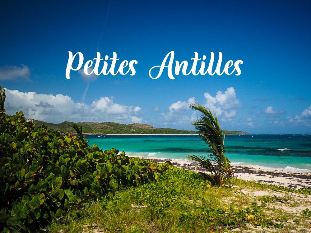 Destination Petites Antilles en voilier.