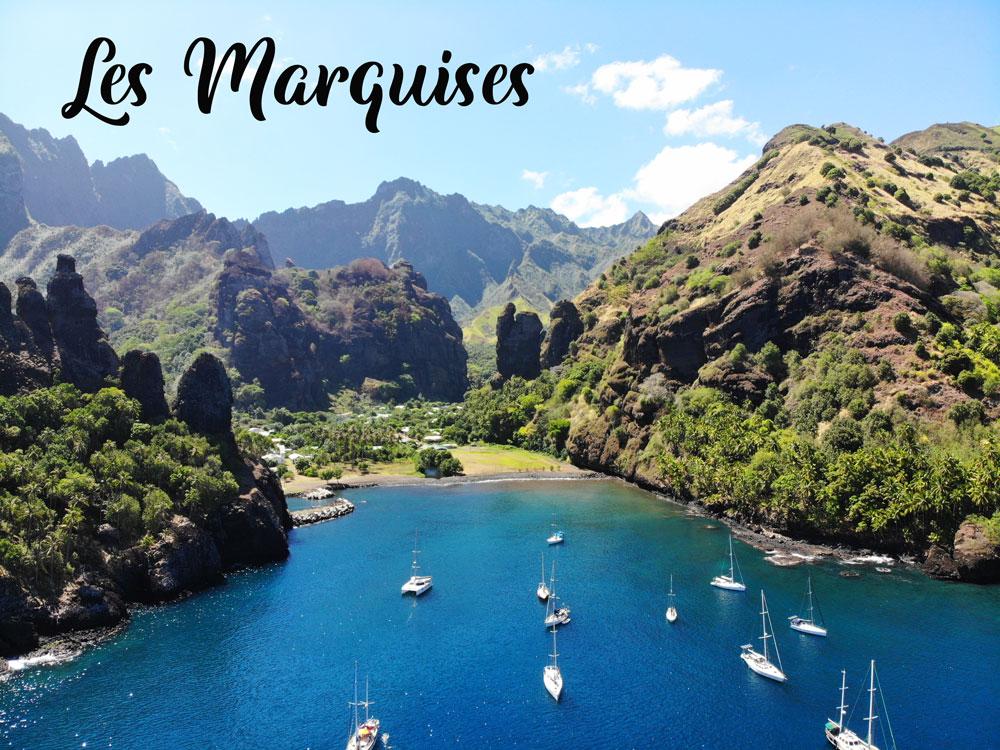 Catégorie Marquises, dans l'océan Pacifique.