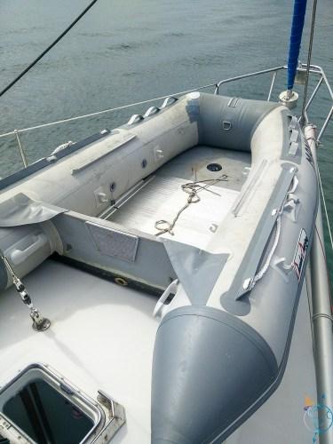 Annexe avec plancher démontable en aluminium