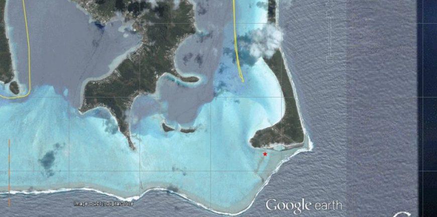 Mouillage Matira - Bora Bora - Kitesurf