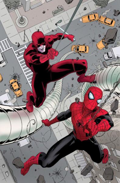Daredevil 22 Cover