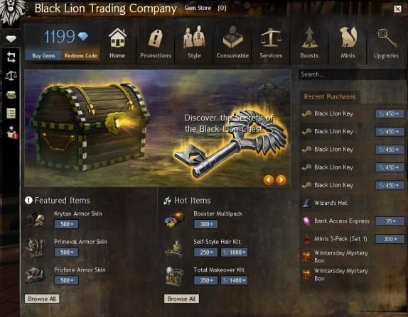 Black Lion Trading Post