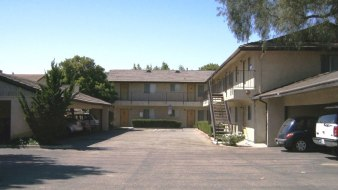 Peppertree Apartments Simi Valley