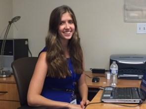 Our summer 2016 business development intern, Nicole Menges