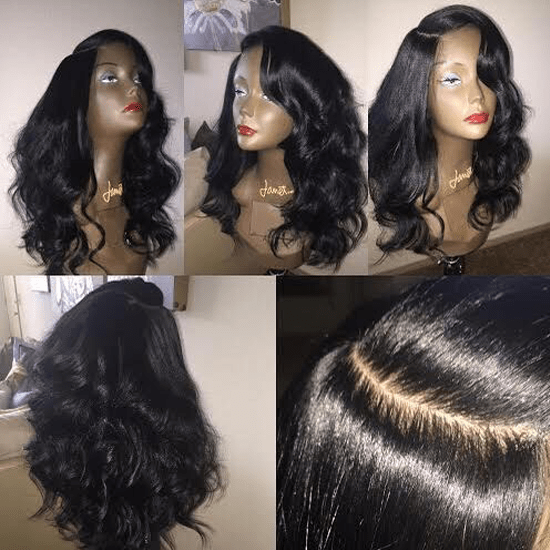 Silk-Lace-Closure-Wigs