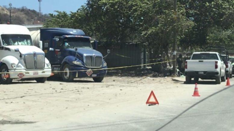 Guardia Nacional asegura toma clandestina en ducto de Pemex en Manzanillo