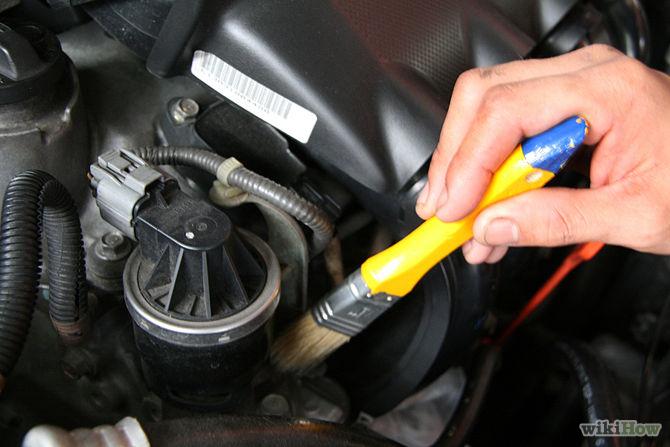 Posso lavar o motor do meu carro?