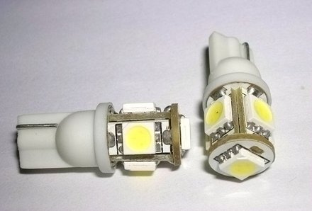 Leds de faroletes