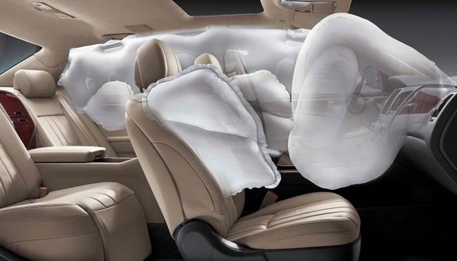 Airbag: Como funciona?