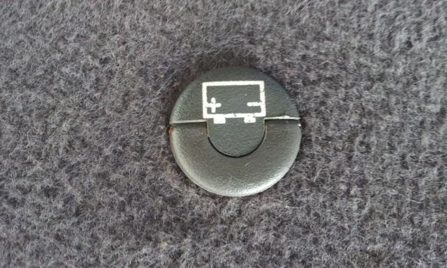 caixa-de-fusível do calsse ar e bateria