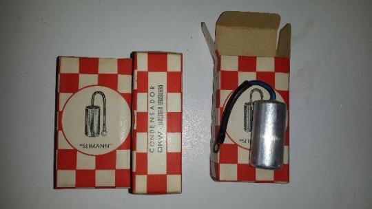 Condensador de platinado – Para que serve?