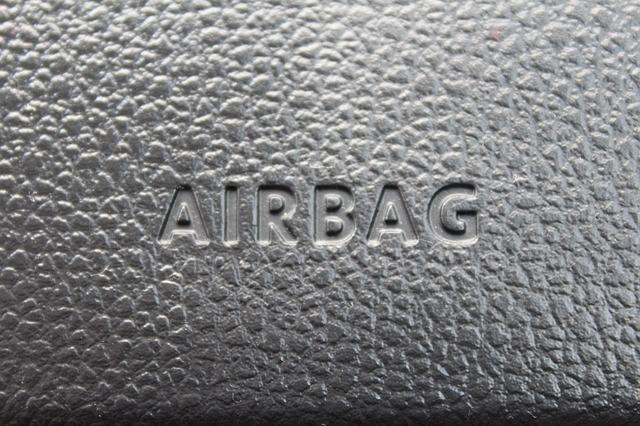 Luz do Airbag do Focus acesa