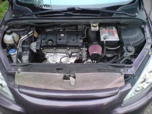bateria peugeut 307