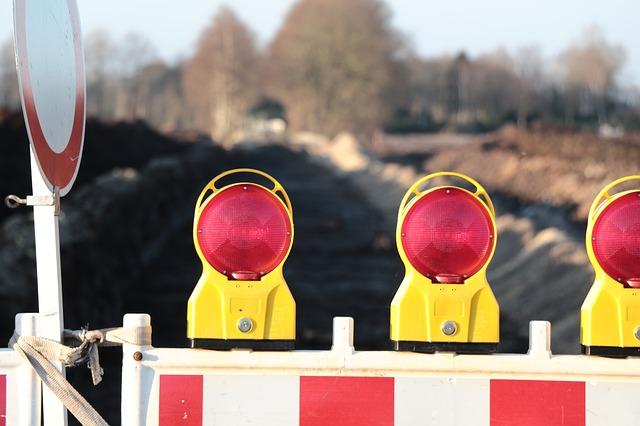Defeitos em lanternas traseiras