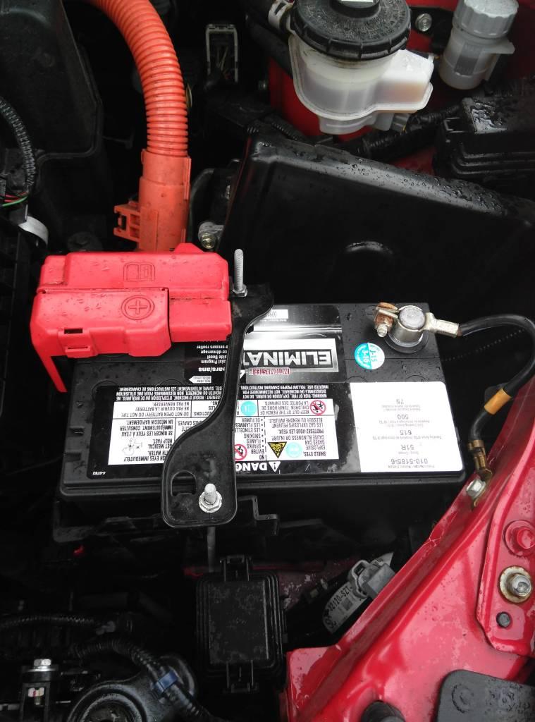 Como trocar a bateria do Honda Fit
