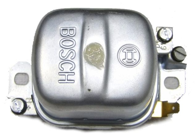 d7c1e25b9ce Regulador de voltagem original do Fusca Bosch