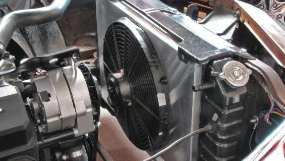 Como funciona a ventoinha do radiador