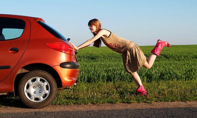 Meu carro não pega – O que fazer?
