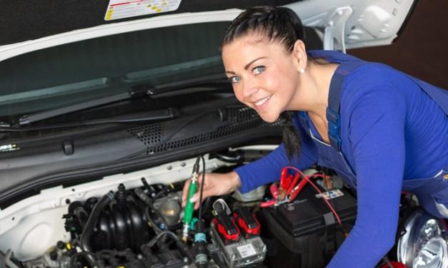 Mulheres mecânicas – Por que não?