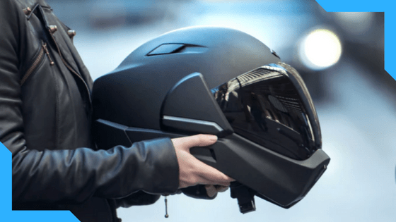 Motos - Capacetes e novas tecnologias